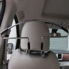 Stainless Steel Car Headrest Coat Hanger