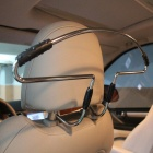 Stainless Steel Car Coat Hanger Headrest