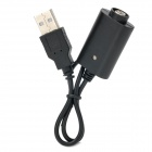 USB Charger for EGO Electronic Cigarette - Black