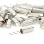 Electronic DIY Cylinder Style 32.768KHz Crystal Oscillator - Silver (50-Piece Pack)