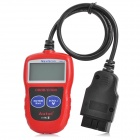 "Autel MaxiScan MS310 2"" LCD OBDII / EOBD Code Reader - Red (12V)"