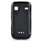 MBL Protective Silicone Case for Samsung S5660 - Black