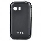 MBL Protective Silicone Case for Samsung S5368 - Black