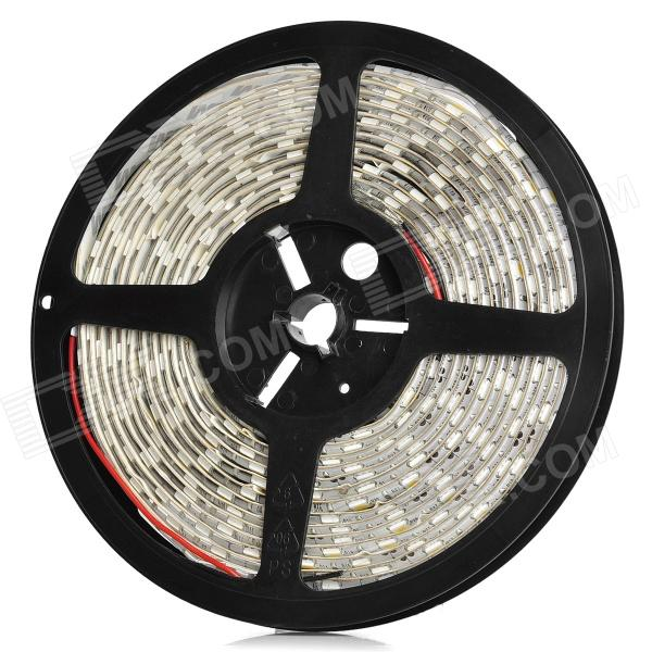 Waterproof 25W 300x3528 SMD LED Purple Light Car Decoration Flexible Strip Lamp (5m)