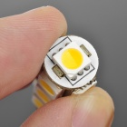 G4 2.6W 90LM Warm White Light 13*5050 SMD LED Corn Cob Bulb (12~16V)