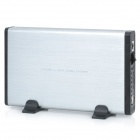 "HD311 Portable 3.5"" USB2.0 SATA HDD Enclosure - Silver + Black"