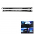 2.4W Cigarette Lighter Powered 48-LED Car Sound Control Music White Light (1-Set / 12V)