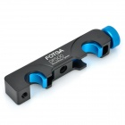 FOTGA DP500 Quick Release Slot Slide Block Clamp for 15mm Rod Follow Focus Support