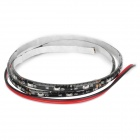 2W 30x335 SMD LED Blue Light Car Decoration / Daytime Running Strip Lamp (60cm)