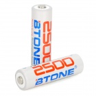 1.2V 2500mAh Rechargeable AA Ni-MH Battery