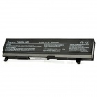 Replacement 11.1V 5200mAh Battery for Toshiba Dynabook CX/45A / CX/47A / CX/855LS + More - Black