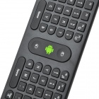 Measy RC11 2.4GHz Wireless 1000DPI Optical Air Mouse + Keyboard with Smart Android OS (3 x AAA)