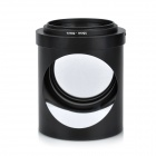 55mm Right Angle Mirror Spy Lens - Black