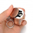 Cool Finger Style Butane Lighter - Brown