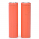 Genuine Sanyo Rechargeable 2800mAh 3.7V 18650 Lithium Batteries (2-Piece Pack)