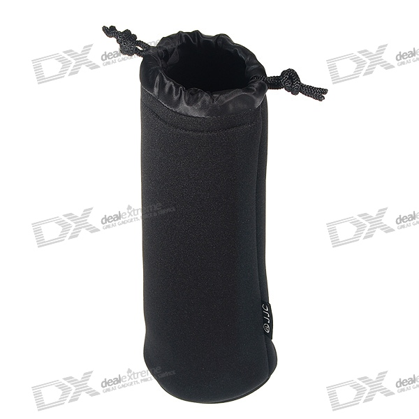 JJC JN23 Protective Water-Resistent Pouch Bag for Zoom Lens (100mm*180mm)