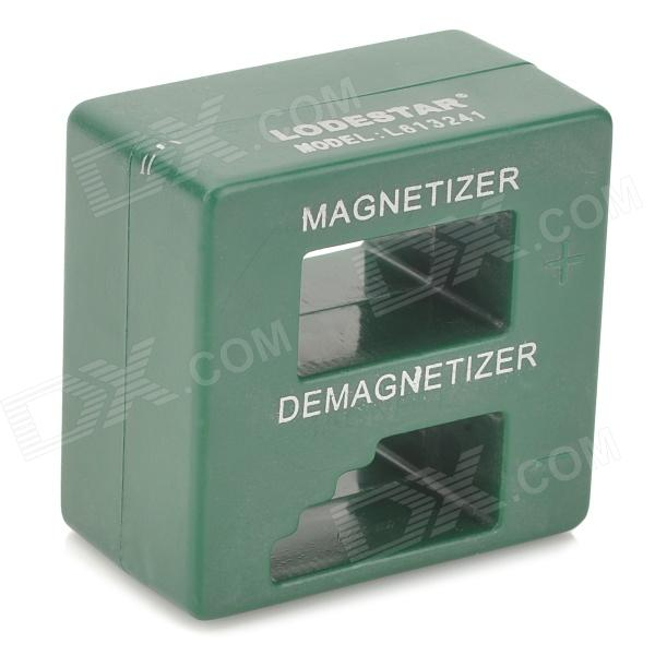 LODESTAR Magnetizer & Demagnetizer - Green