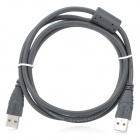 USB 2.0 Male to Male Connection Cable - Dark Gray (1.5M)