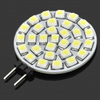2W 30-LED 6000~6500K 120~150LM White Light Bulbs (12V)