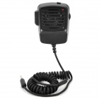 Retro Handheld Interphone with Microphone and Loudspeaker for iPhone 4 / 4S - Black (2 x AAA)