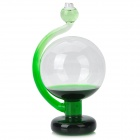 Creative Weather Forecast Barometer Bottle - Transparent