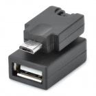 USB Female to Micro USB Adapter Connector