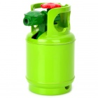 Creative Gas Tank Style Butane Gas Lighter - Green