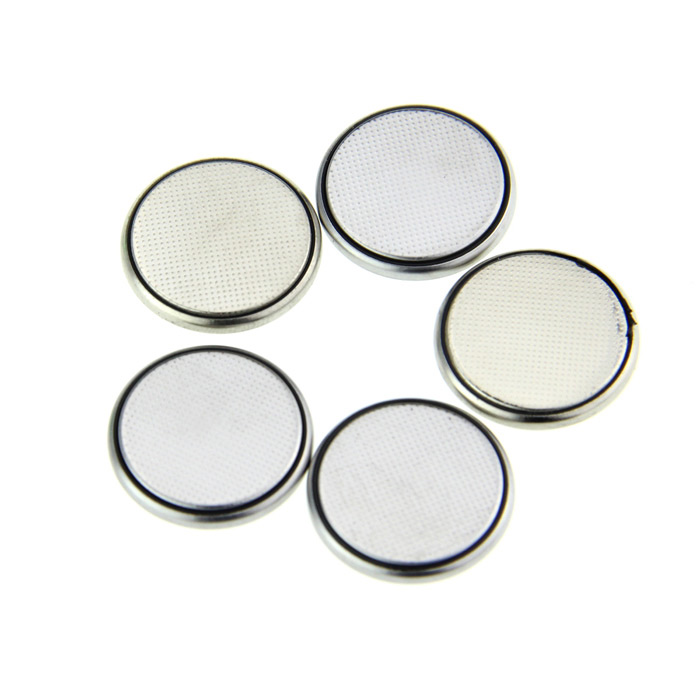 GP CR2025 3V Lithium Cell Button Battery (5-Piece Pack) viruses cell transformation and cancer 5