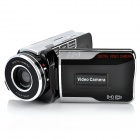 "5.0MP Digital Video Recorder Camcorder w/ 3.0"" LCD / Monocular / MP3 / SD / TV-out - Black"