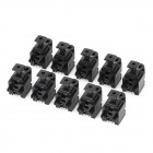 Fiber Optic Transmitting Module - Black (10-Piece Pack)