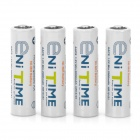 Rechargeable 1.2V 2000mAh AA Ni-MH Batteries (4-Piece Pack)