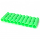Electronic Cigarette Cartridge Refills - Strawberry Cheesecake Flavor (Green / 10-Piece Pack)