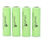 "UltraFire Rechargeable 1.2V ""3500mAh"" AA Ni-MH Batteries (4-Piece Pack)"