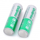 Delipow Rechargeable 1.2V 1300mAh AA Battery (2-Piece Pack)