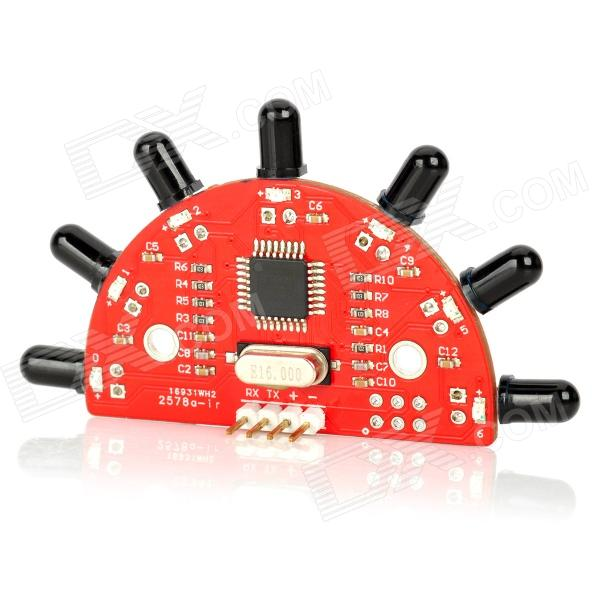 Robox IR Direction Sensor Module for Arduino (Works with Official Arduino Boards)