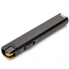 Long Strip Shaped Fix Flame Gas Lighter - Dark Grey