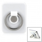 Universal Mini 360 Degree Rotating Stand Holder Support for Ipad / Iphone / Ipod - White
