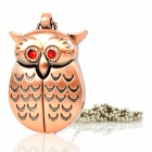 Owl-Stil USB 2.0 Flash Drive - Kupfer (16GB)