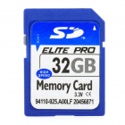 High Quality SD Card - Blue (32GB / Class 4)
