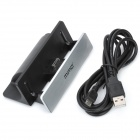 USB Charging Dock Station w/ Charging Cable for Sony PS Vita