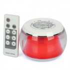 ARTOP Drum Style Resonance Speaker - Red + White