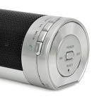 Rechargeable Bluetooth V2.1 Music Speaker MP3 Player - Black