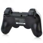GOIGAME Rechargeable Bluetooth Wireless DoubleShock III Controller for PS3 - White + Black
