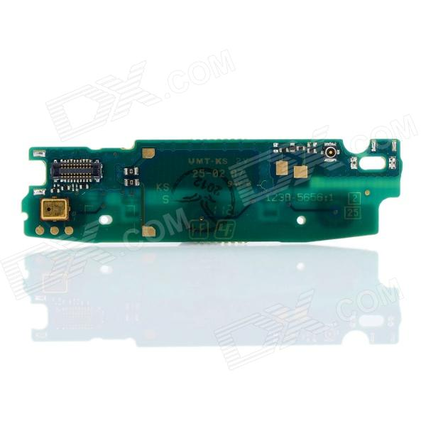Replacement Keypad Membrane Flex Cable Mic for Sony Ericsson LT18i / LT15i / X12