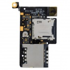 Replacement Micro SD SIM Card Connector Socket Slot Flex Cable for HTC G7
