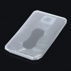 Protective Waterproof TPU Skin Cover Case Bag Pouch for Samsung Galaxy Note - Transparent