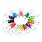 Quality Tube Gouache Color Paint Set (12-Color)