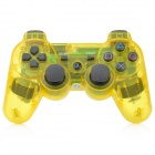 DualShock 3 SIXAXIS Bluetooth Wireless Controller for PlayStation 3 - Transparent Yellow