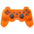 DualShock 3 SIXAXIS Bluetooth Wireless Controller for PlayStation 3 - Transparent Orange