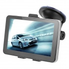 "5"" Capacitive Screen WinCE 6.0 Car GPS Navigator w/ FM Transmitter / 4GB TF / Brazil Map"